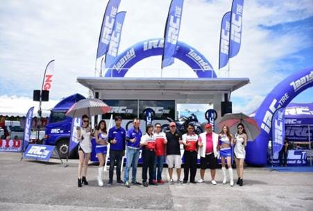 IRC joined Honda Sport Day 2016