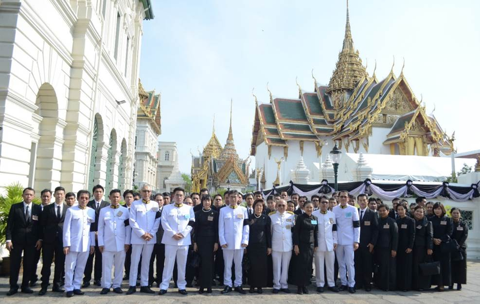 IRC Co-Hosts Merit-Making Ceremony dedicated to the Late King Bhumibol Adulyadej