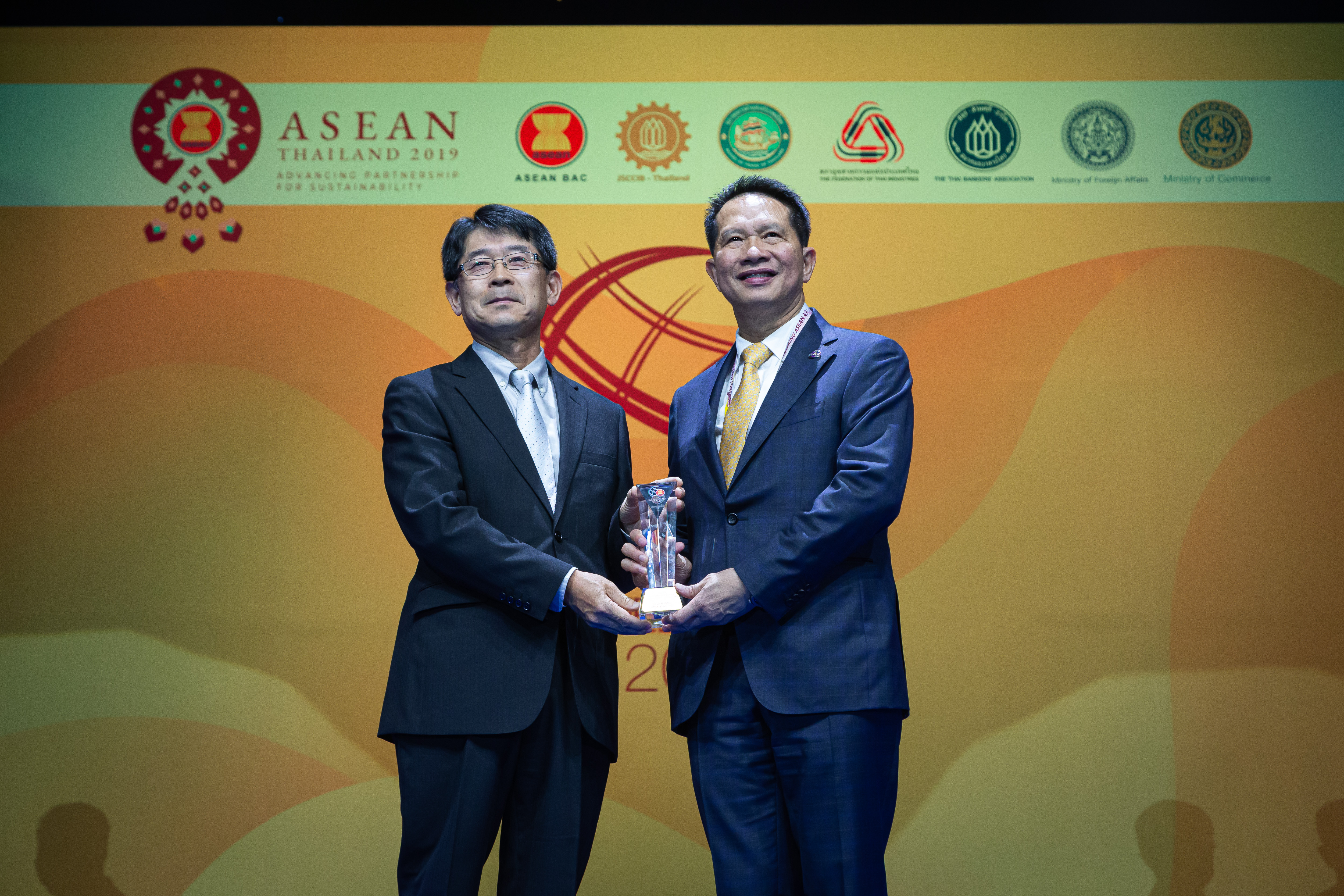 IRC received ASEAN BUSINESS AWARDS 2019